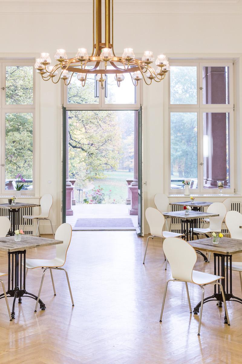 Cafe Schloss Biesdorf Berlin